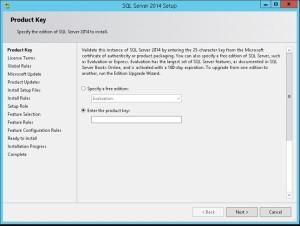 SQL Server License Key